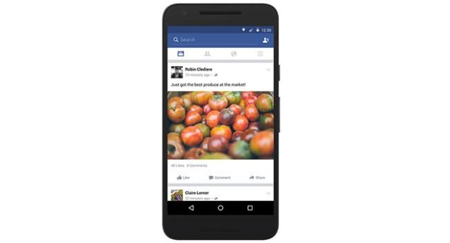 Мобильное приложение Facebook позволит комментировать записи даже без интернет-соединения