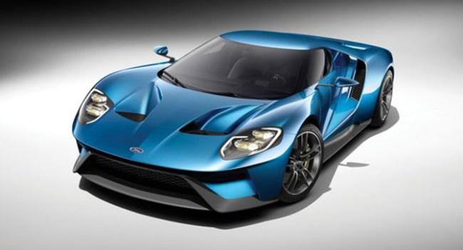 Ford GT получит лобовое стекло на базе Gorilla Glass