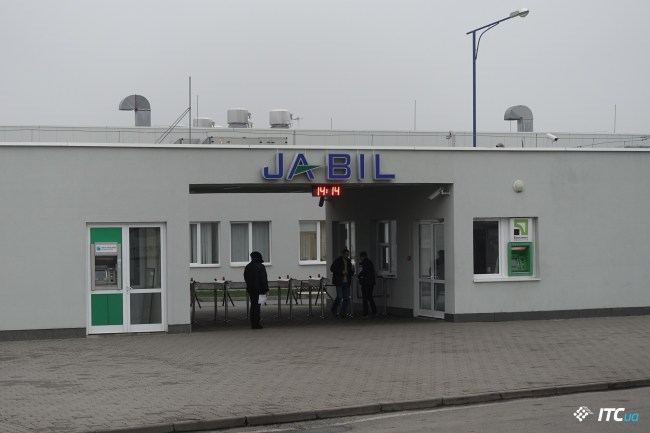 Jabil Uzhgorod: как работает завод американского контрактного производителя электроники в Украине
