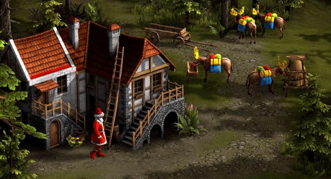 Cossacks 3 Merry Christmas!