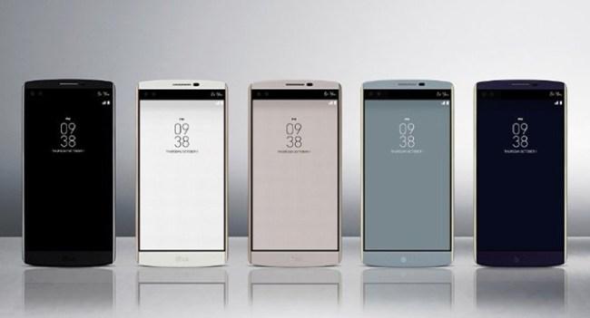 LG продала 450 тыс смартфонов V10 в Северной Америке за 45 дней