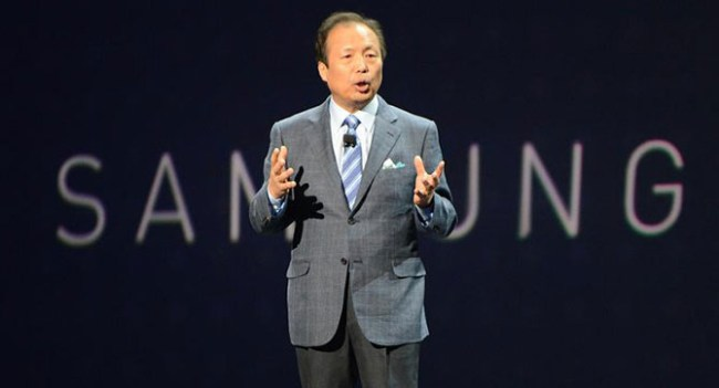 Джей Кей Шин покинул пост руководителя Samsung Mobile