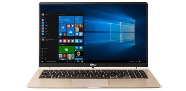 LG создала копию MacBook, но с 15-дюймовым дисплеем и Windows на борту