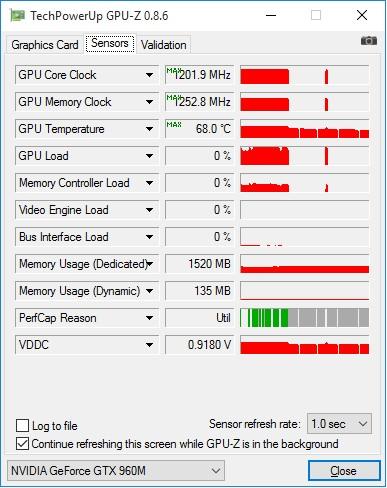 Lenovo_Ideapad_Y700-15ISK_GPU-Z_nagrev