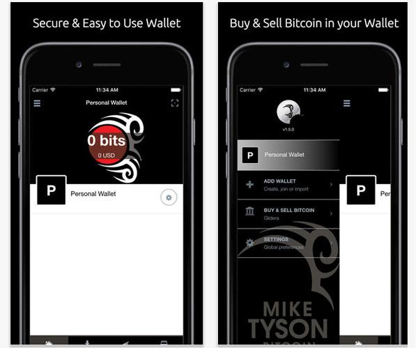 Майк Тайсон запустил Bitcoin-кошелёк под своим брендом