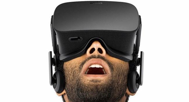 Завтра стартуют предварительные заказы на очки виртуальной реальности Oculus Rift