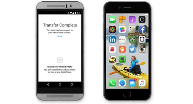 Apple опровергает информацию о разработке инструмента для миграции с iPhone на Android