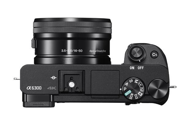 Sony анонсировала камеру α6300