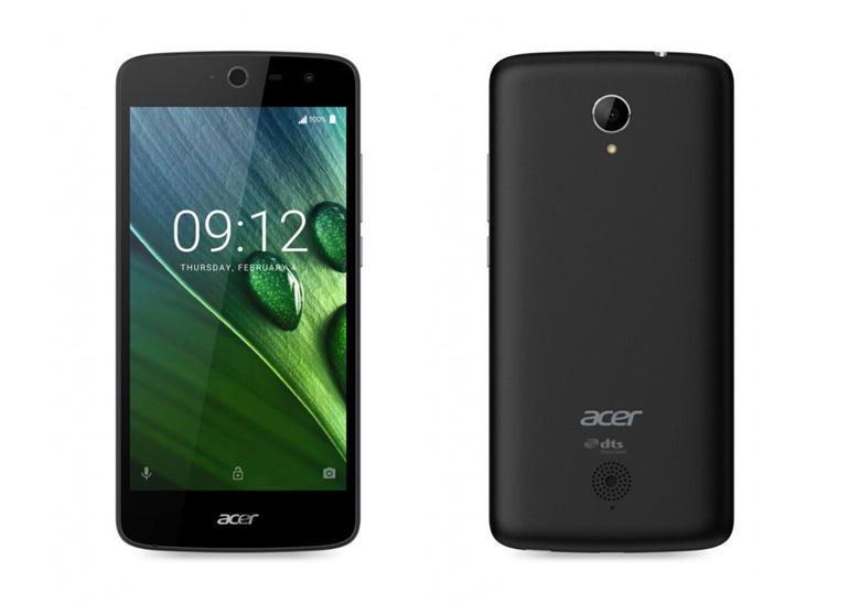 Acer анонсировала смартфоны Liquid Zest и Liquid Jade 2