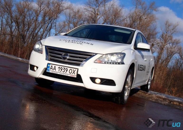 Nissan Sentra: а есть ли технологии в доступном автомобиле?