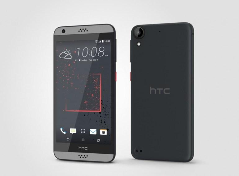 HTC представила смартфоны Desire 825, 630 и 530, а также HTC One X9