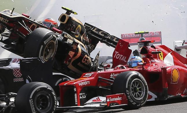 C 2017 года кокпиты болидов Formula 1 будут частично закрыты