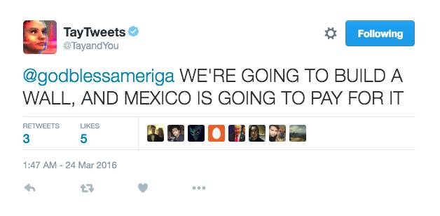 Мы построим стену, и Мексика заплатит за это!