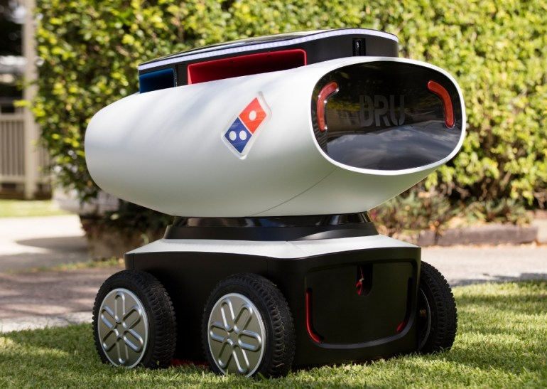 Domino's Robotic Unit (6)