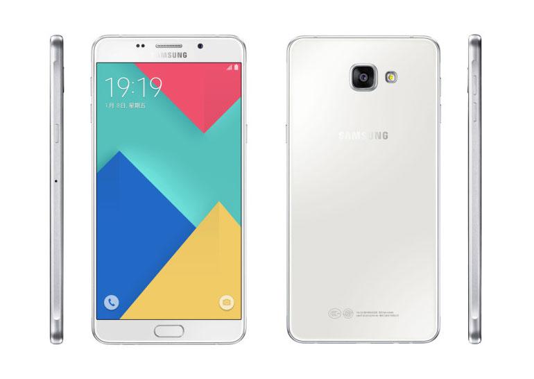Samsung анонсировала 6-дюймовый смартфон Galaxy A9 Pro с батареей на 5000 мАч