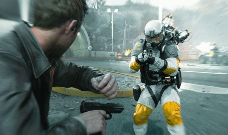Сегодня стартовали продажи игры Quantum Break для Xbox One и Windows 10