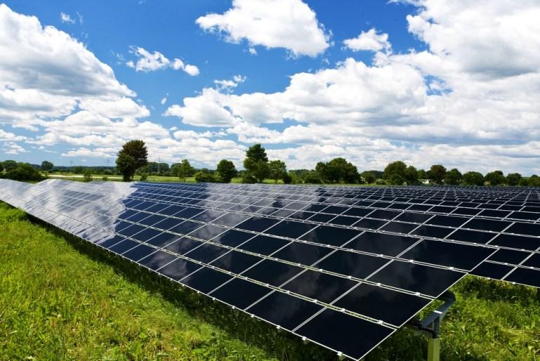 Беларусь строит крупнейшую в стране солнечную электростанцию на территории, пострадавшей от взрыва на Чернобыльской АЭС