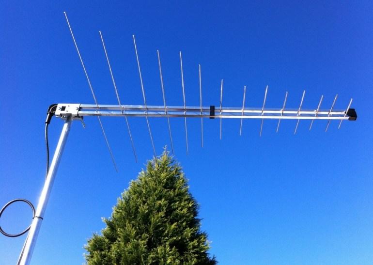 TV-antenna