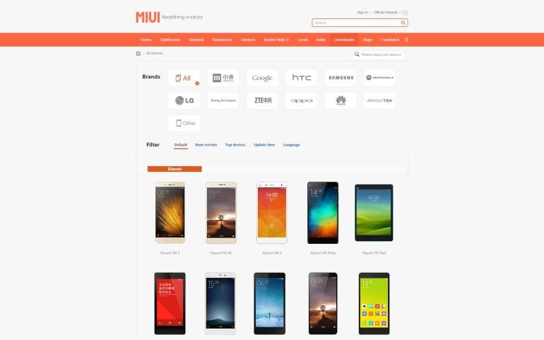 en.miui.com http en.miui.com download.html MIUI Downloads - Xiaomi MIUI Official Forum 2016-04-19 16-00-22