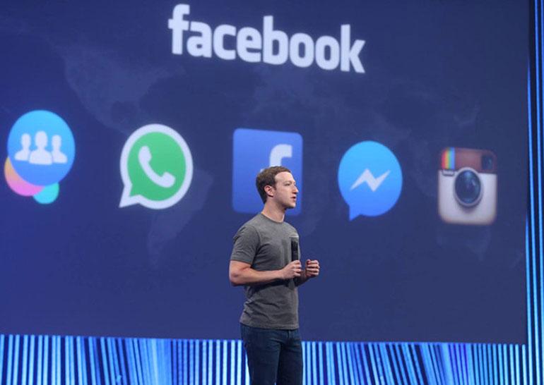 Facebook анонсировала трансляции Live Video для любых устройств и показала камеру Facebook Surround 360