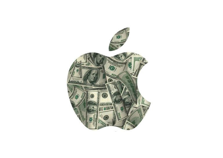 Впервые за 13 лет у Apple сократилась сумма квартального дохода