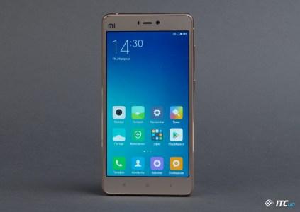 Обзор Xiaomi Mi4S