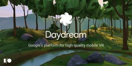 I/O 2016: Google Daydream — аппаратно-программная платформа для высококачественной виртуальной реальности на мобильных устройствах