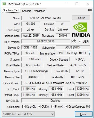 ASUS_ECHELON_GTX950_GPU-Z_info
