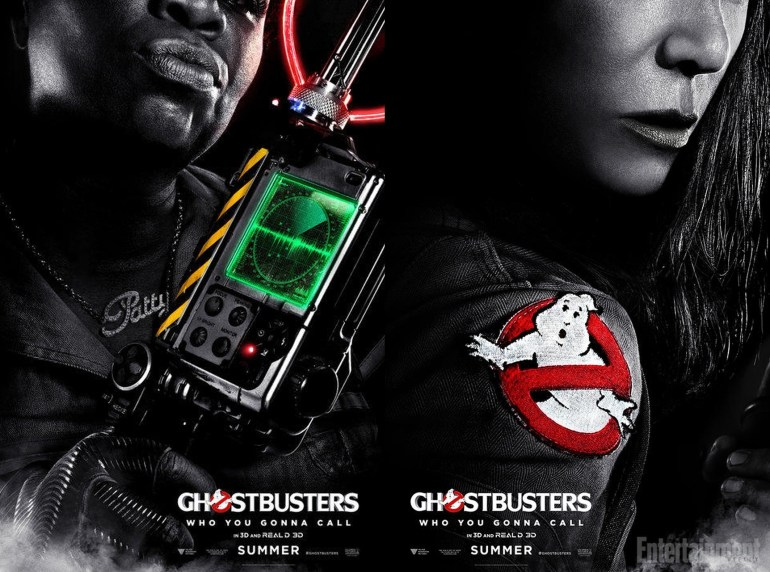 Ghostbusters pos2
