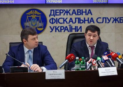 Глава ГФС: инновационные IT-технологии помогут преодолеть коррупцию на украинской таможне