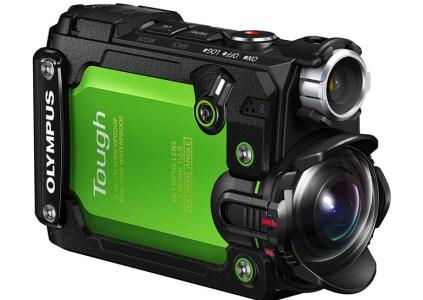 Olympus анонсировала защищённую экшен-камеру Stylus Tough TG-Tracker, способную записывать видео в разрешении 4K