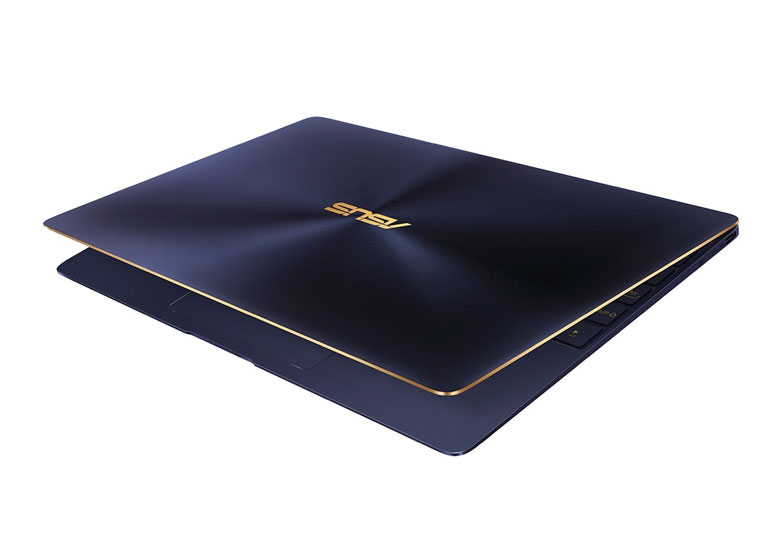 ASUS анонсировала тонкий, лёгкий и производительный ноутбук ZenBook 3