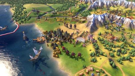 Геймплей Civilization VI