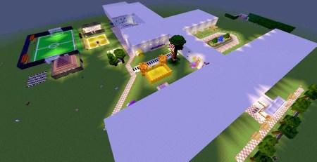 На платформе «Спільнокошт» собирают деньги на реализацию проектов обновления школьных дворов, разработанных украинскими учениками с помощью Minecraft