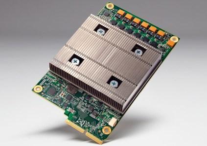 Google разработала эффективный процессор Tensor Processing Unit для систем искусственного интеллекта