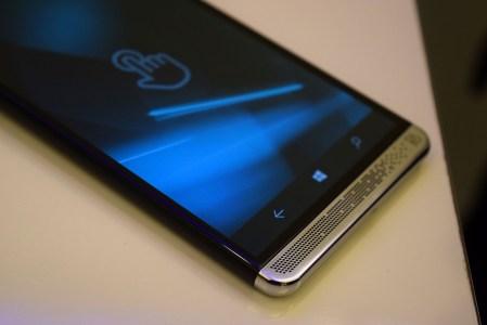 Поддержка сканеров отпечатков пальцев в Windows 10 Mobile появится только летом после выхода обновления Anniversary Update
