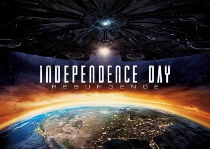 Вышел международный 4-минутный трейлер фильма «День независимости: Возрождение» / Independence Day: Resurgence