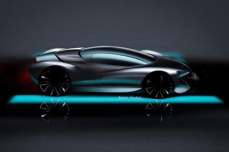 Китайская компания NextEV, выступающая в чемпионате Formula E, в конце года представит электрический суперкар стоимостью $1,4 млн