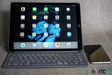 Опыт длительной эксплуатации iPad Pro 12,9. Могучий планшет, но не для всех
