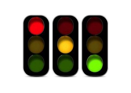 Дороги Киева оборудуют «умными» светофорами
