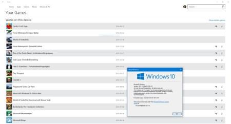 Появилось очередное свидетельство того, что Xbox игры можно будет запускать на Windows 10