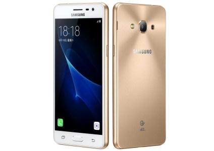Представлен пятидюймовый смартфон Samsung Galaxy J3 Pro