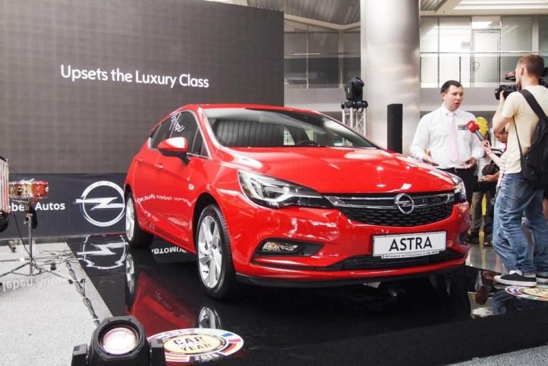 Новинка Opel Astra K готова к борьбе за покупателя: уже со старта продаж – множество двигателей, комплектаций, вариантов «на разный кошелек»