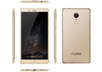 Смартфон ZTE nubia Z11 Max с 6-дюймовым дисплеем поступит в продажу по цене $304