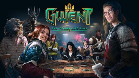 Карточная игра Gwent из The Witcher 3 переросла в самостоятельный проект