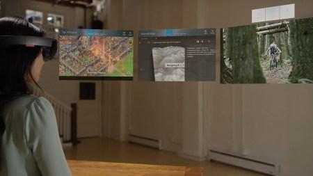 Microsoft выпустила первое обновление для Windows Holographic