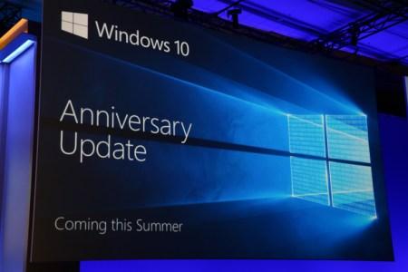 Обновление Windows 10 Anniversary Update выйдет 2 августа