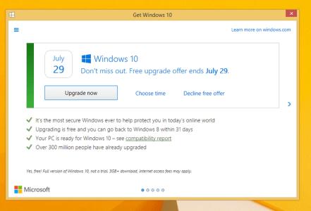 Пользователи наконец могут нормально отказаться от обновления до Windows 10