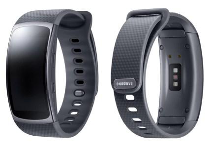 Samsung выпустила новый фитнес-трекер Gear Fit 2
