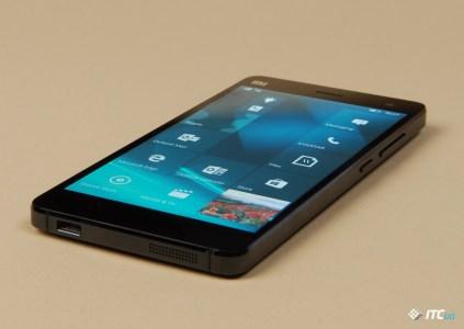 Смотрим на Xiaomi Mi4 под управлением Windows 10 Mobile
